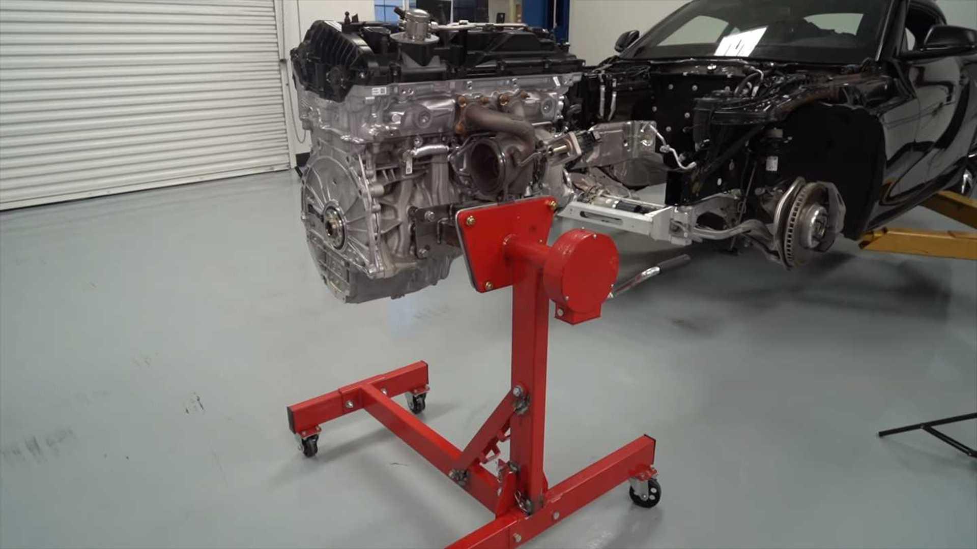 2020 Toyota Supra Engine Teardown Shows 1,000-HP Potential