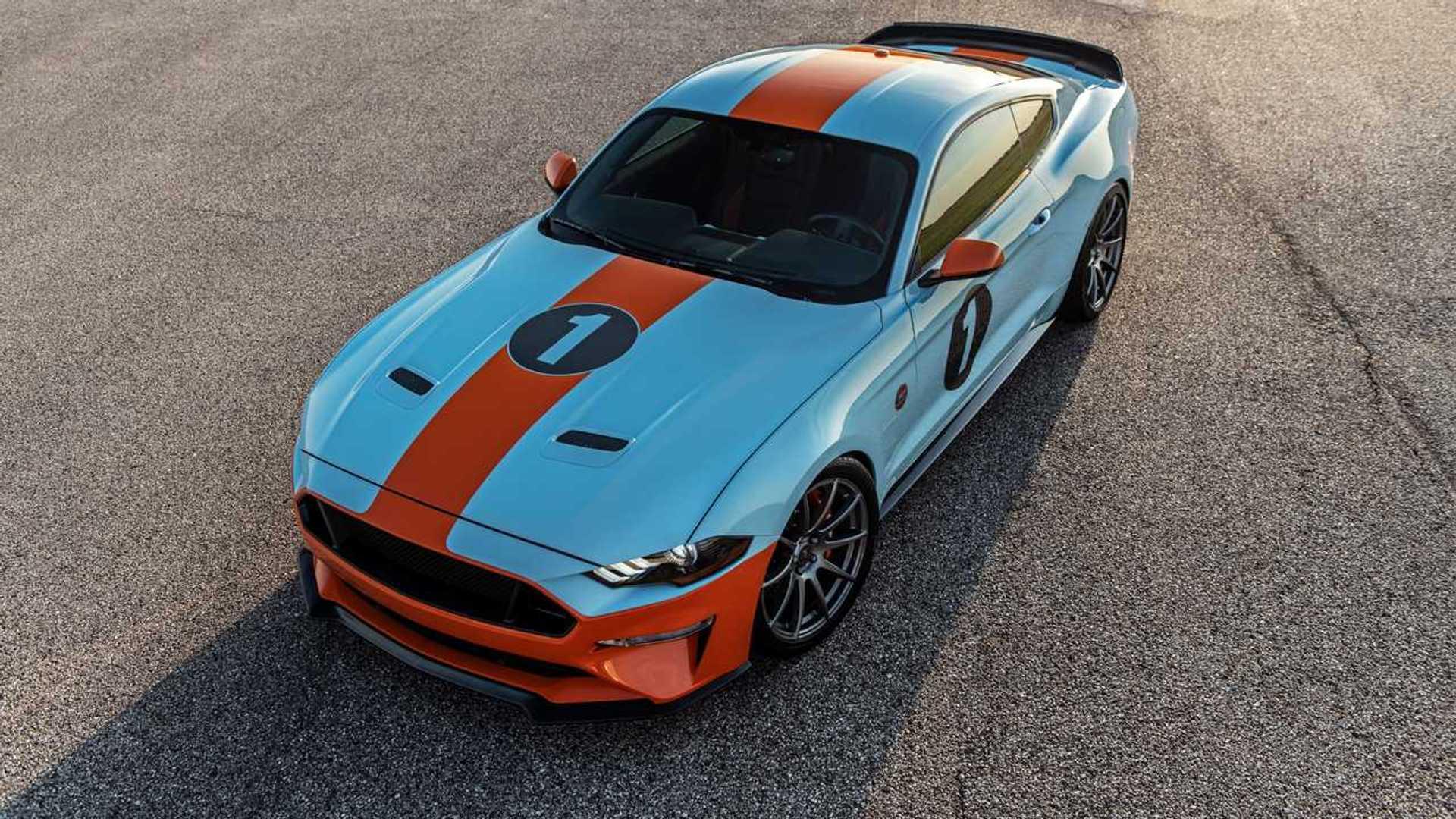 """[""""BLP Gulf Mustang""""]"""