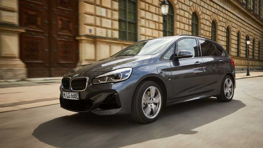 BMW releases specs of new 225xe Active Tourer PHEV