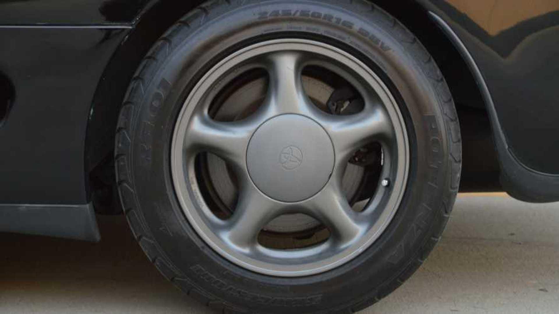 "[""Destroy All With A 1993 Toyota Supra RZ""]"