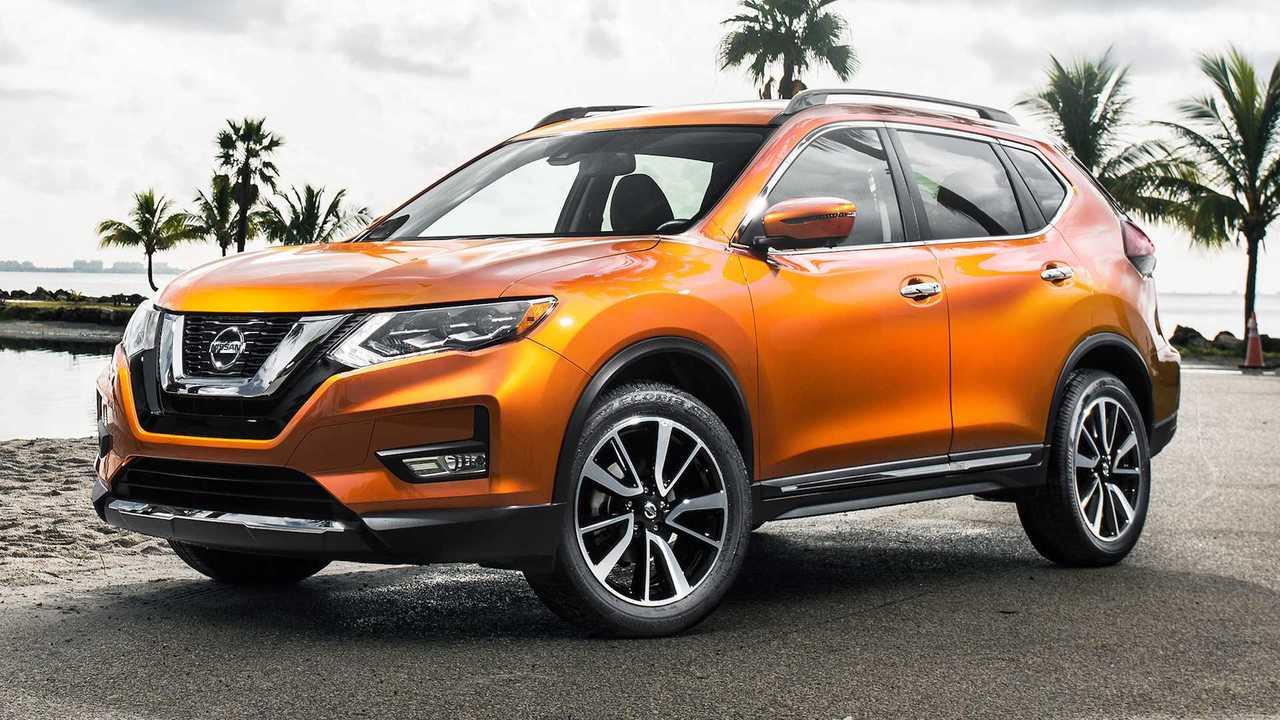 9. Nissan Rogue