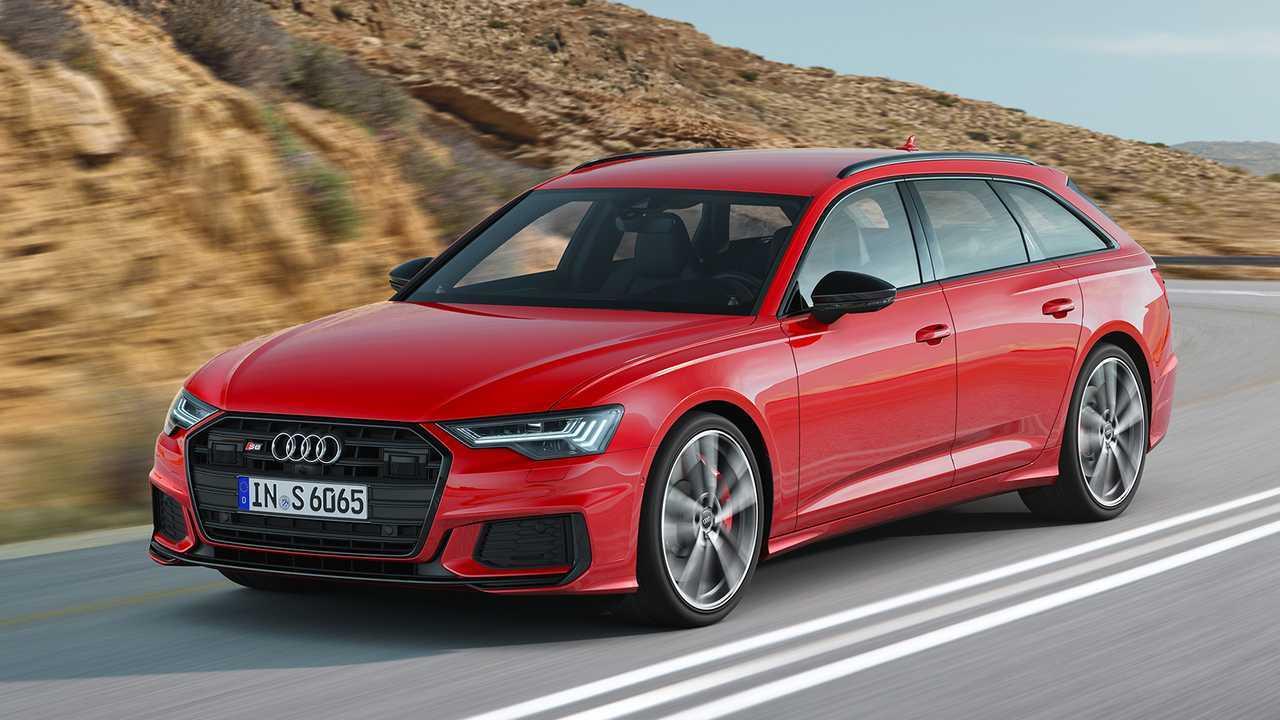 9 - Audi S6 Avant
