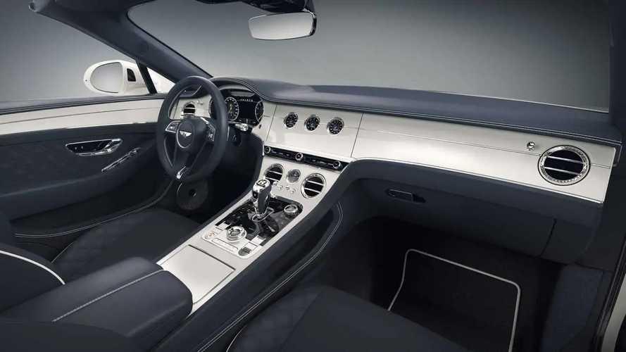 Bentley Continental GT Convertible aux couleurs de la Bavière