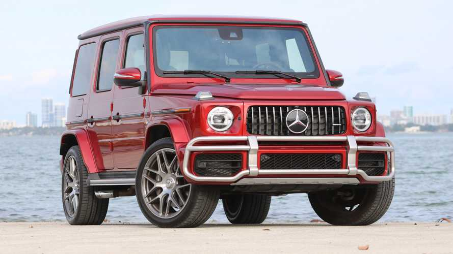 2019 Mercedes-AMG G63 review
