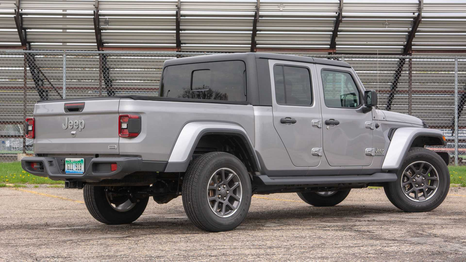 2020 Jeep Gladiator Overland Review: The Jeep To Have