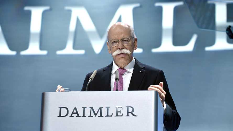 Retired Daimler boss Dieter Zetsche praises Tesla with caveats