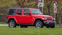 Jeep Wrangler Diesel - Flagra