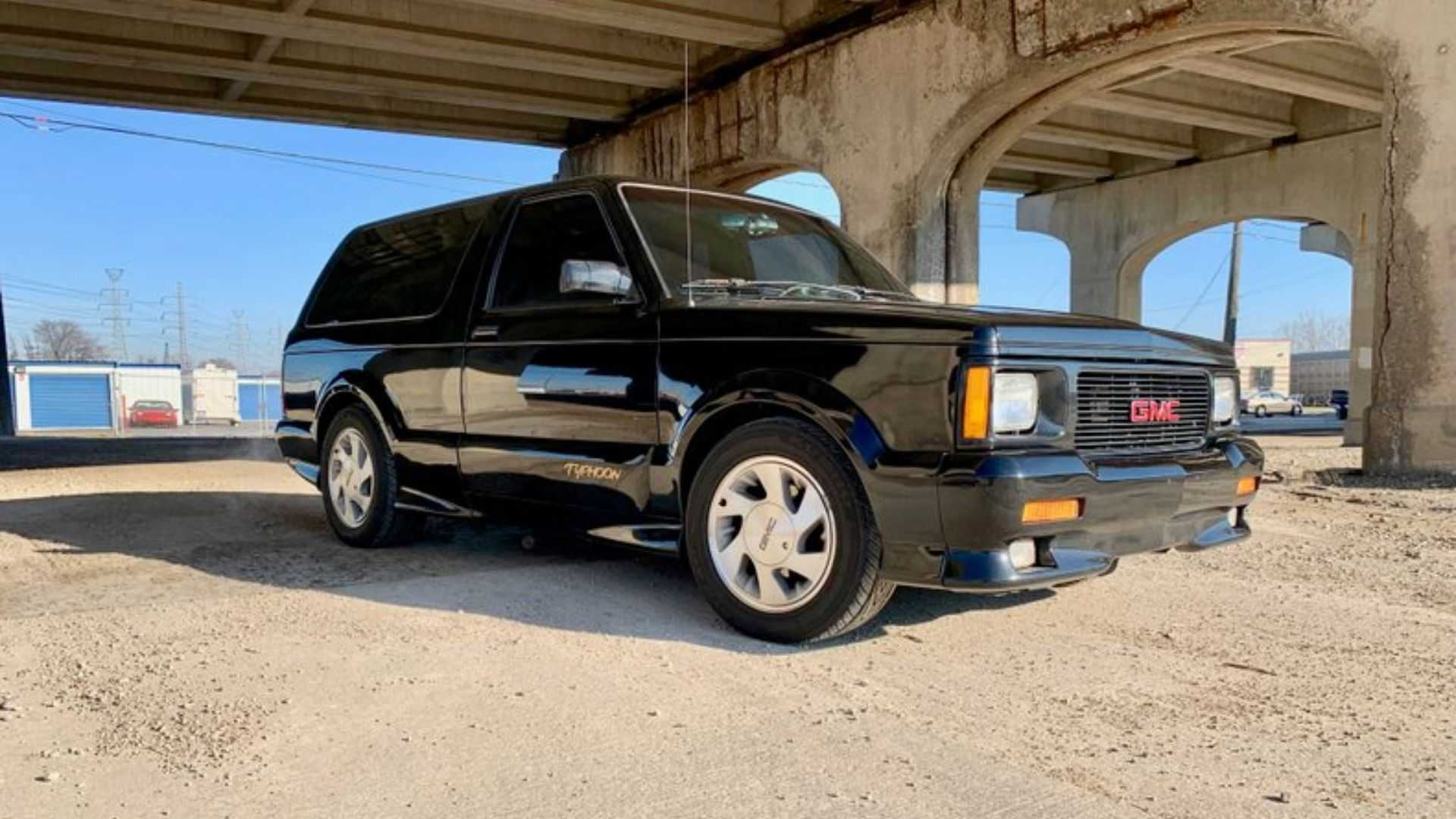"[""A Storm Is Brewing Thanks To A 1993 GMC Typhoon""]"