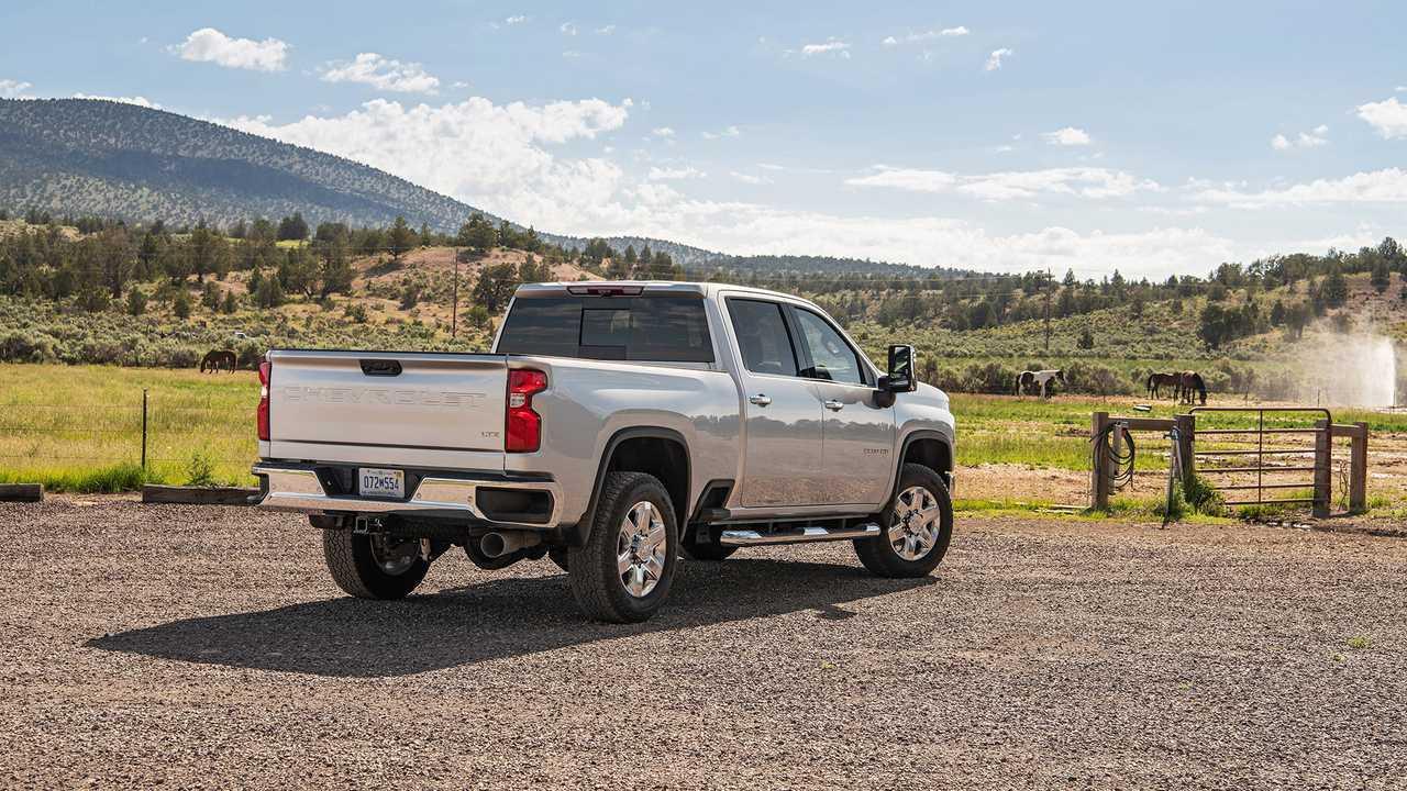 2020 Chevrolet Silverado HD First Drive: Punishing