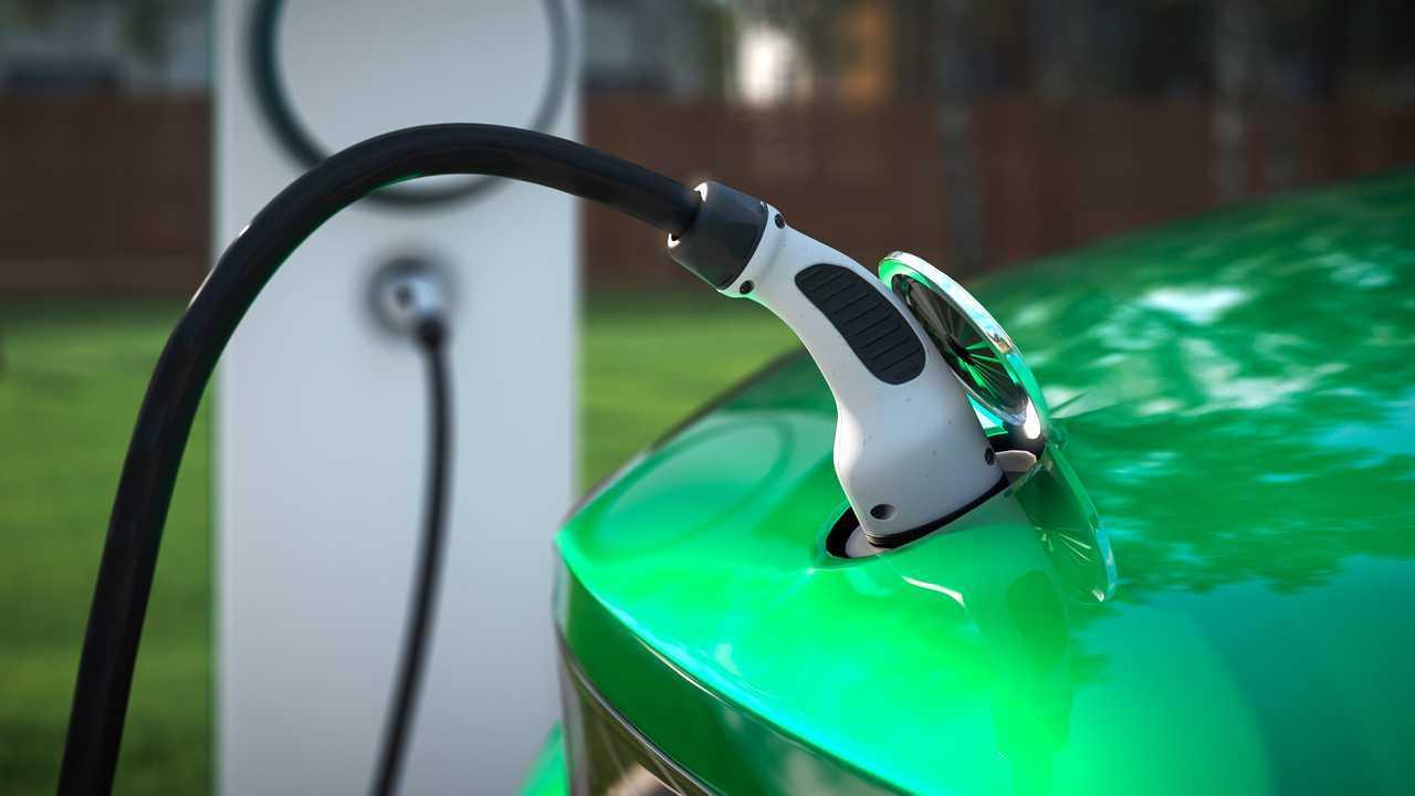 Elektrikli araç şarj
