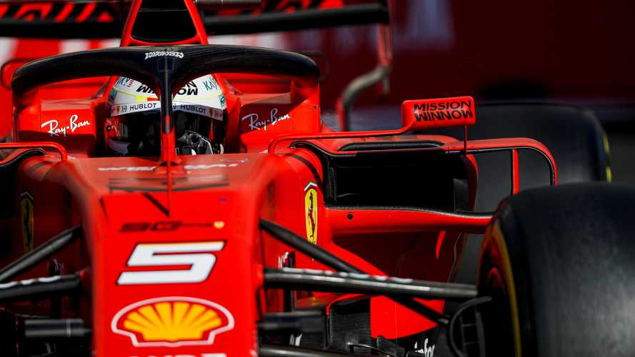 Vettel: 'I'm not driving at my best right now'