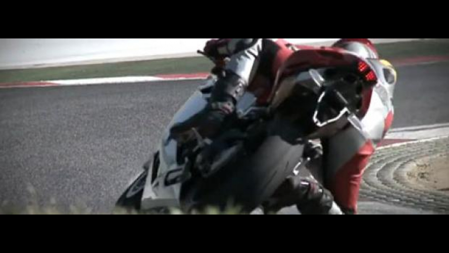 MV Agusta F4 2010: ecco il video teaser