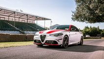 Alfa Romeo Racing at the Goodwood Festival of Speed