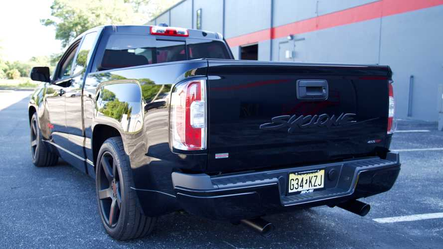 2019 GMC Syclone: First Drive | Motor1.com Photos