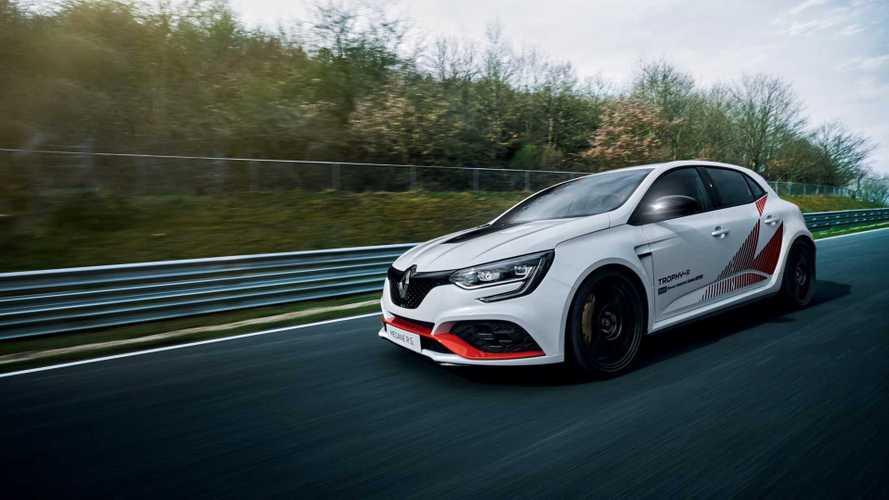 La Renault Mégane R.S. Trophy-R sera produite à 500 exemplaires