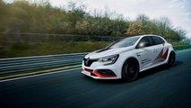 renault megane rs video nurburgring