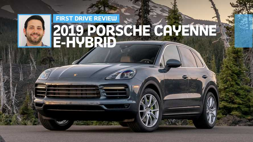 2019 Porsche Cayenne E-Hybrid First Drive: Hierarchical Disorder