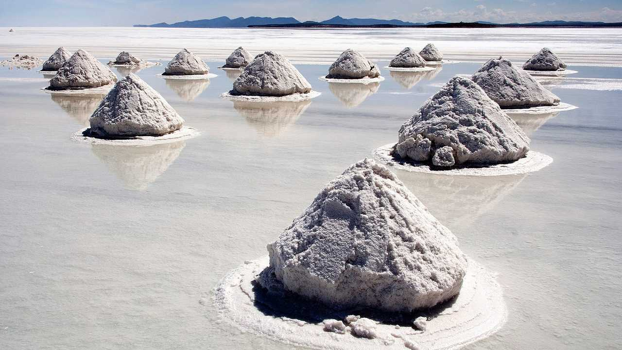 Lityum Madenciliği İşlemleri