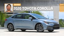 2020 toyota corolla xse review