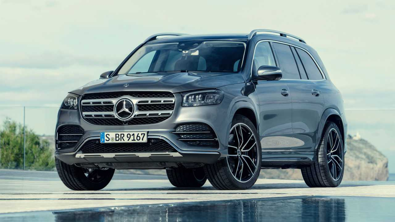 2020 Mercedes-Benz GLS Debuts With Twin-turbo V8, Room For