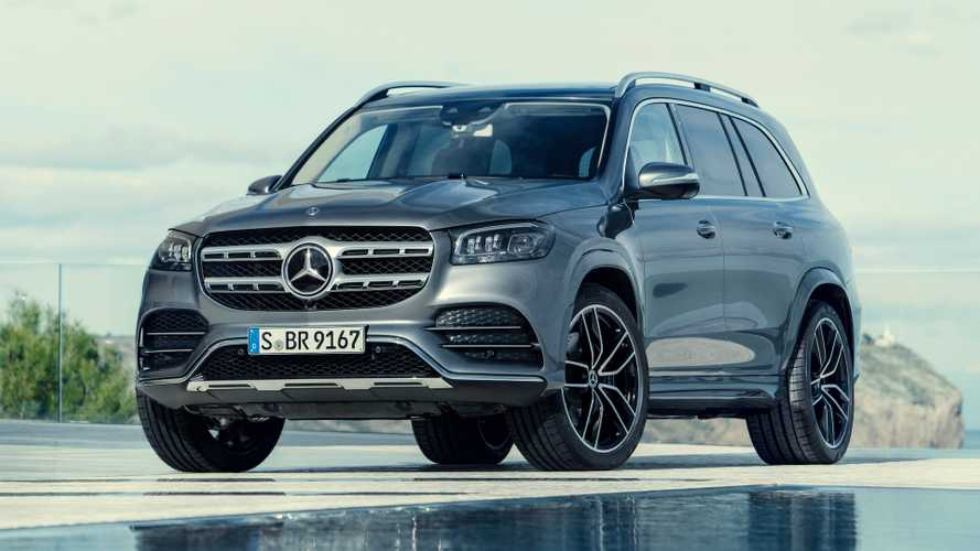 2020 Mercedes-Benz GLS debuts with twin-turbo V8, room for seven