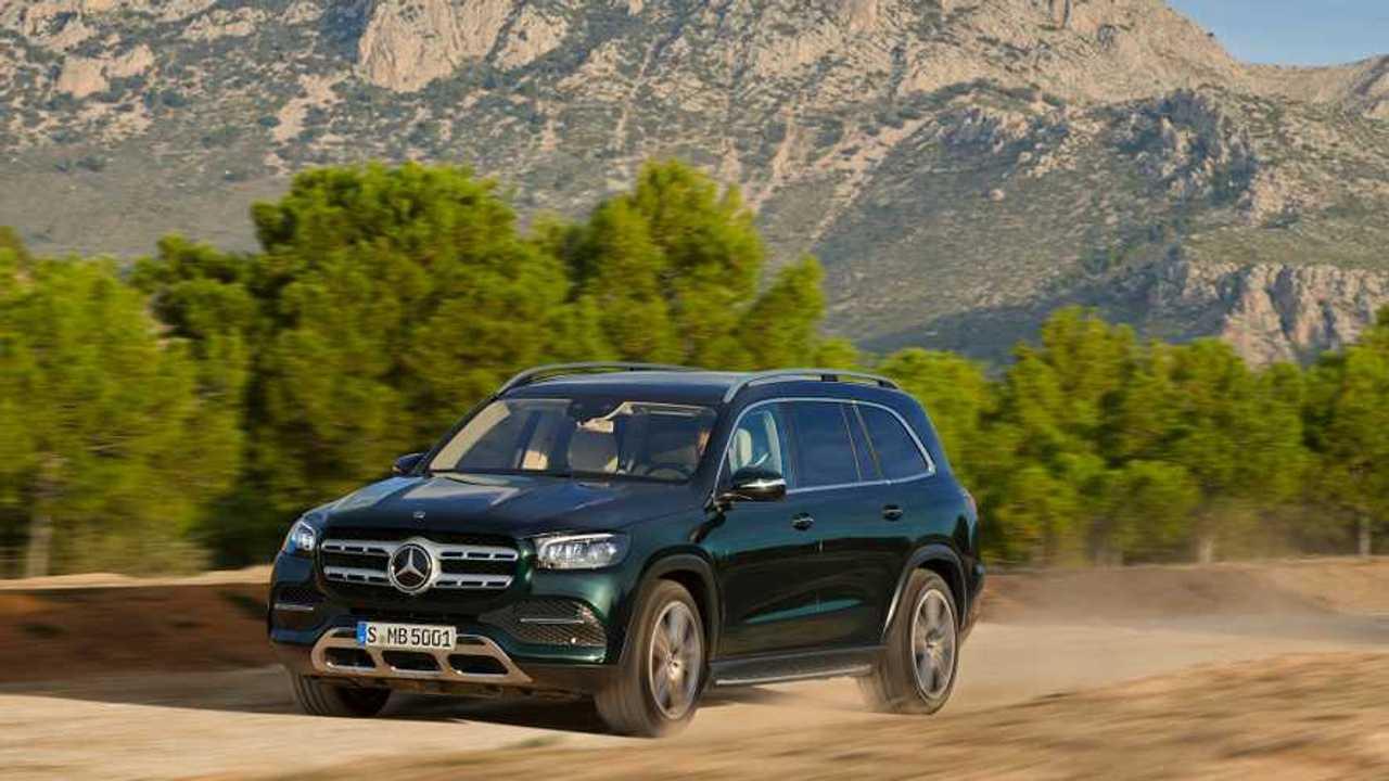 2020 Mercedes-Benz GLS-Класс