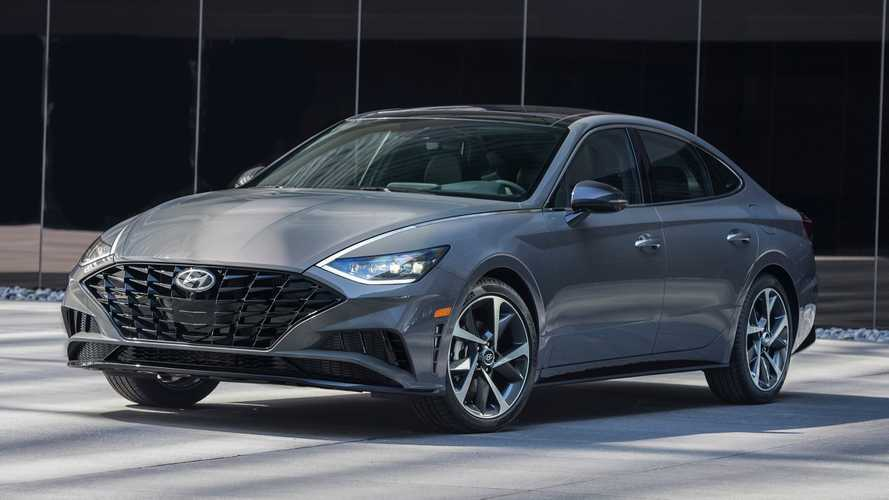 Here's Why The 2020 Hyundai Sonata Is The Most Striking Sedan