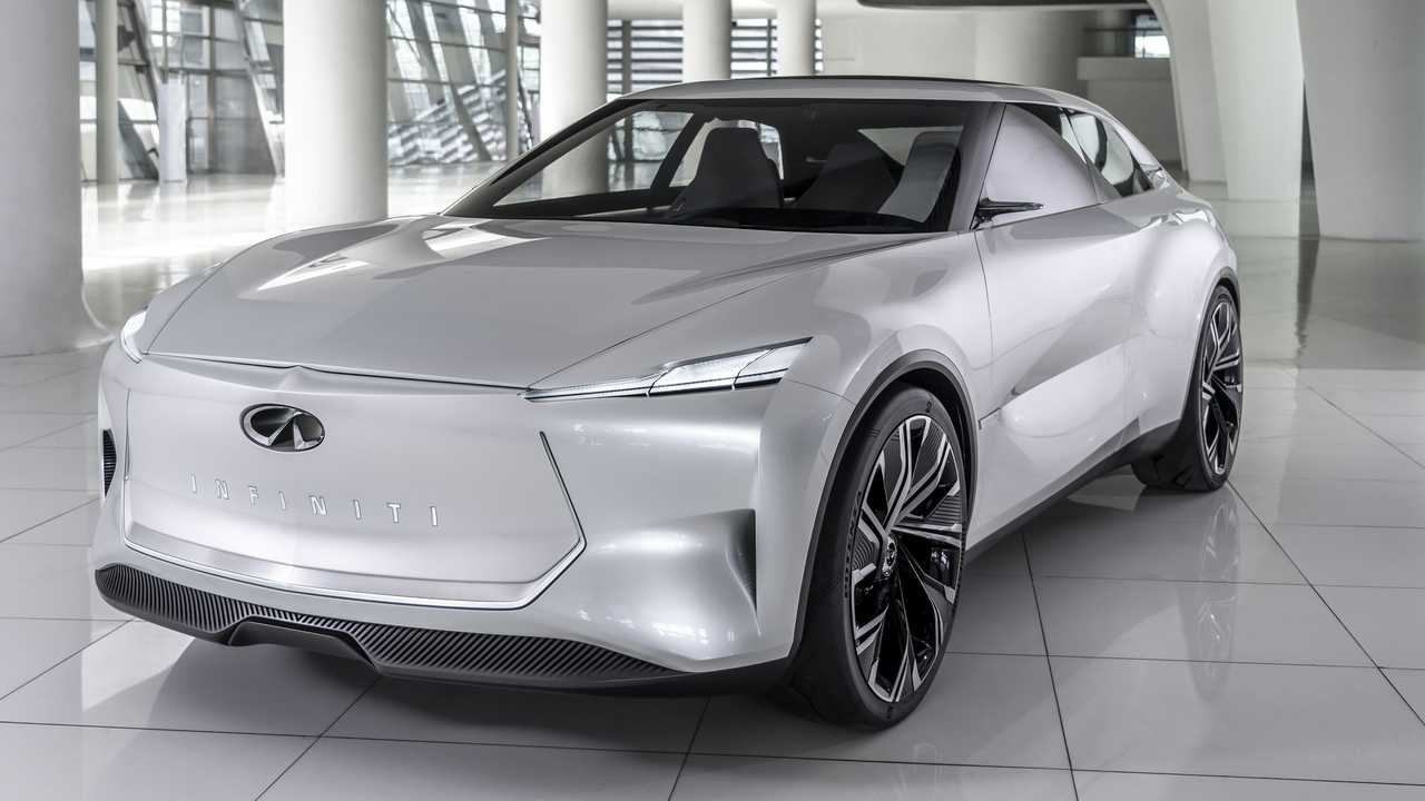 Infiniti Qs Inspiration Concept Previews Sporty Electric Sedan