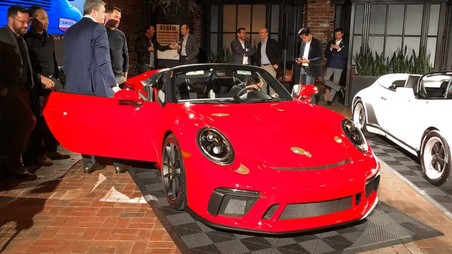 Porsche 911 Speedster: So geht er in Serie