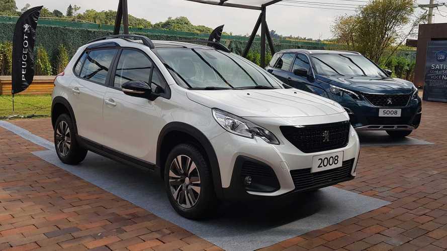Novo Peugeot 2008 2020 estreia novo design por R$ 69.990