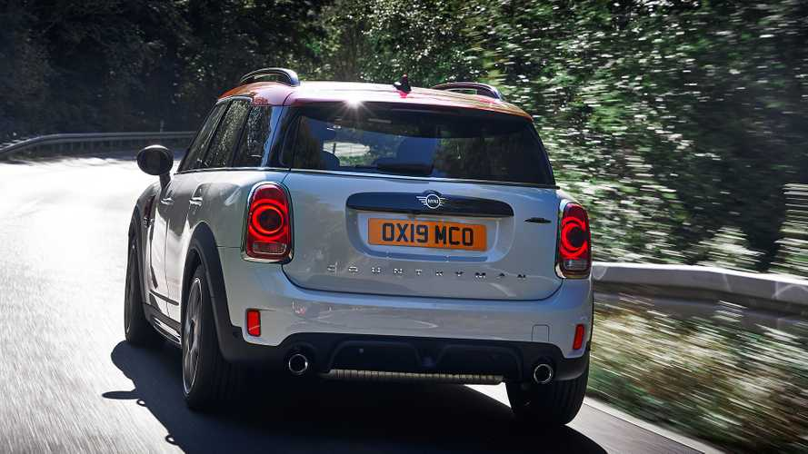 MINI Countryman John Cooper Works 2019