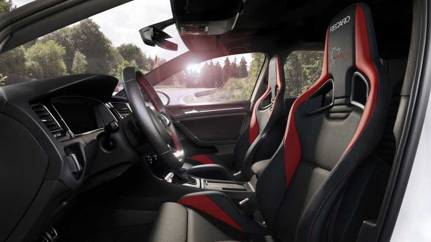 Recaro Reveals Nurburgring Sportster CS For Both Road And Track