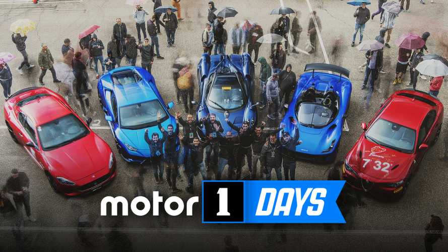 Motor1Days, eravate tantissimi! Il video per dirvi grazie