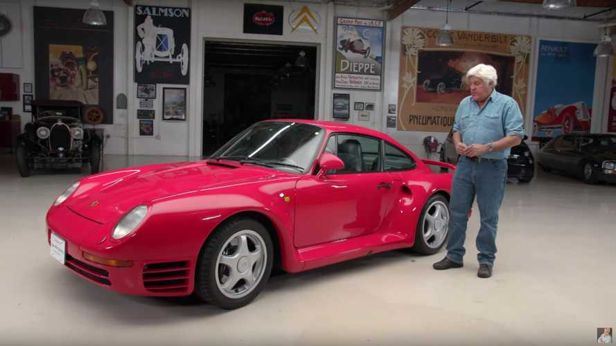 Jay Leno Rediscovers the Porsche 959