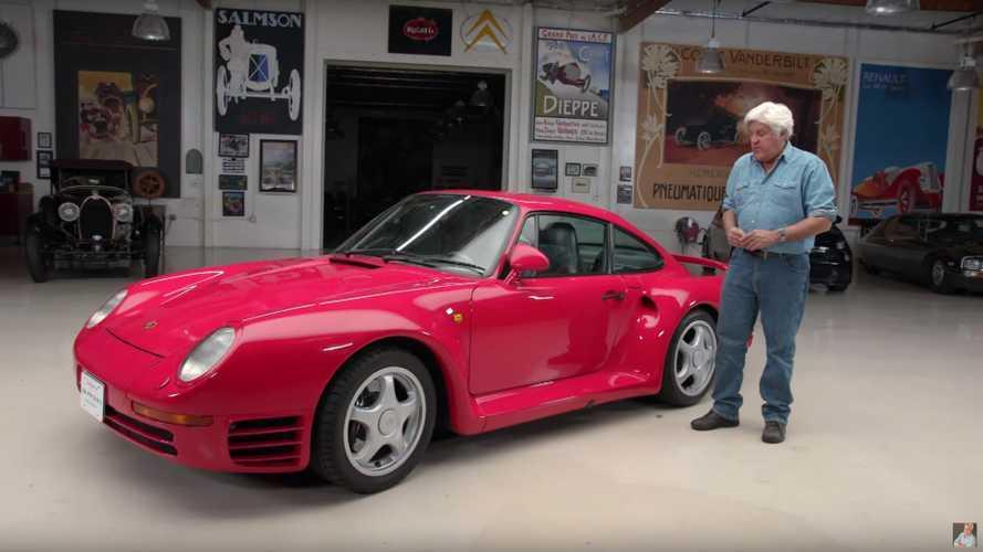 Jay Leno Rediscovers the Porsche 959