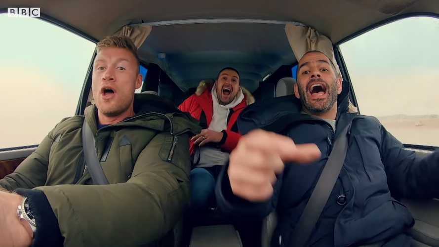 Top Gear Series 27 trailer debuts showing new hosts, same antics