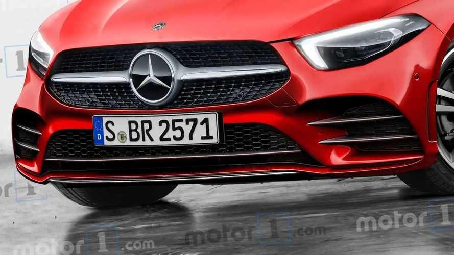 2020 Mercedes-Benz C-Serisi render