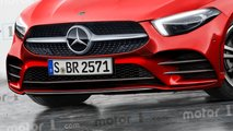 2021 Mercedes C-Class render