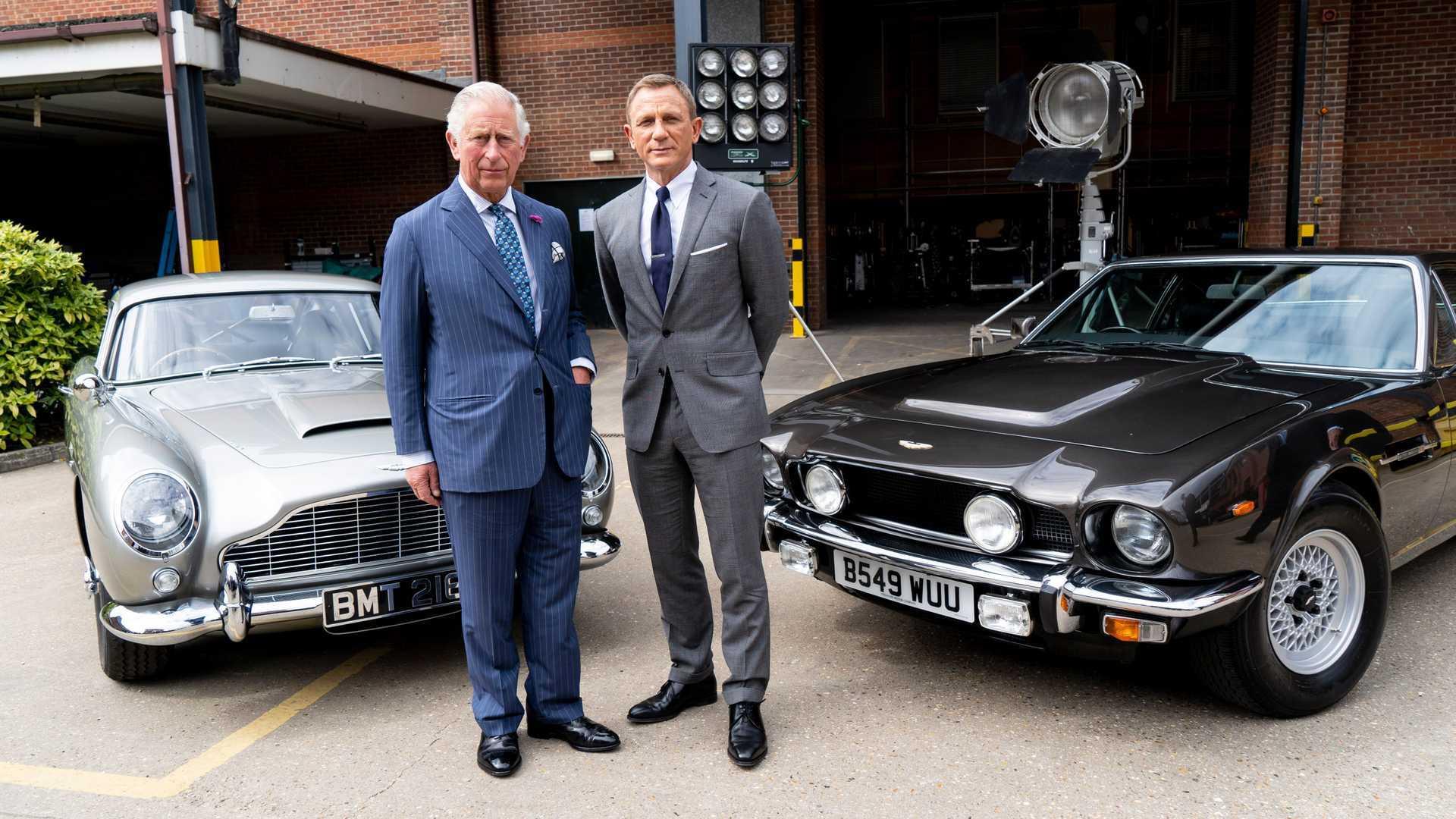 Обои car, bond. Автомобили foto 12
