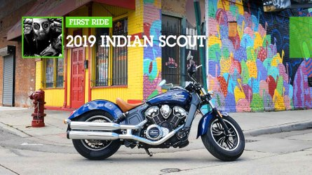 FIrst Ride: 2019 Indian Scout