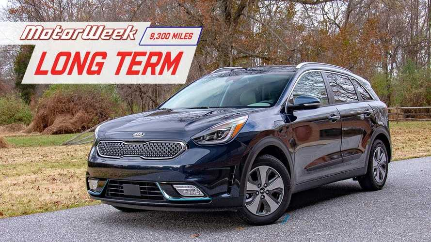 Kia Niro PHEV Update After 9,300 Miles: MotorWeek Is Impressed