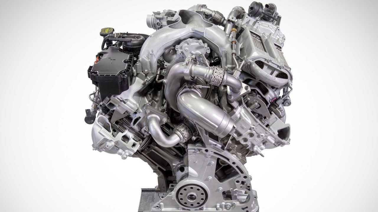Ford 6.7 Diesel >> 6 7 Liter Diesel Engine For 2020 Ford Super Duty Motor1