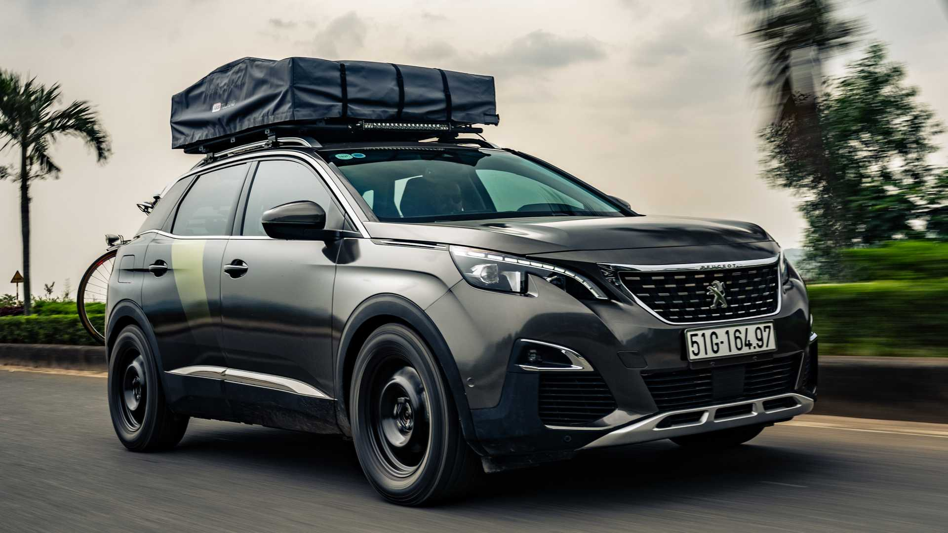Peugeot Suv 3008 >> Peugeot 3008 Concept Wants To Be An Adventurous Suv