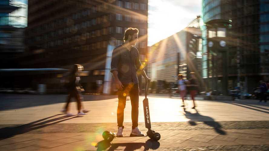 Audi e-tron scooter, la nueva propuesta de movilidad urbana sostenible