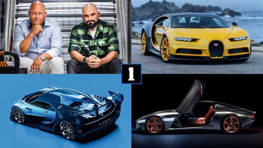 El diseñador del Chiron abandona a Bugatti por Koenigsegg