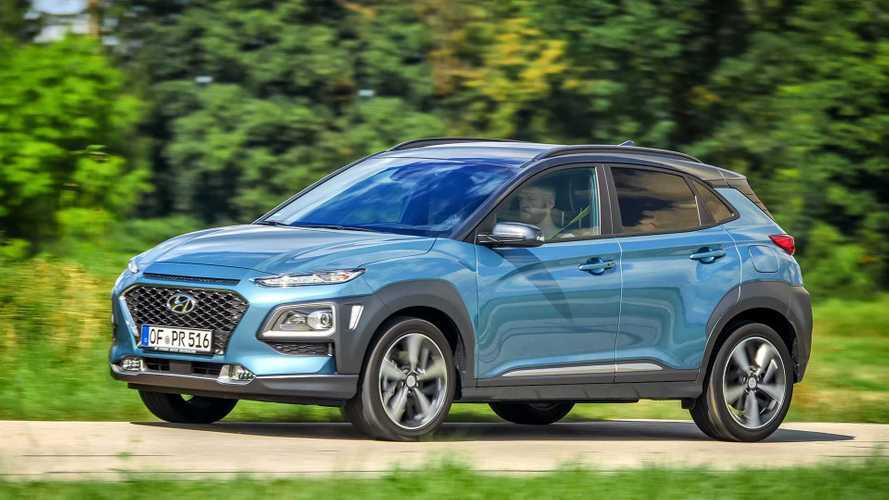 Hyundai Kona 1.6 CRDi 4WD (2019) im Test
