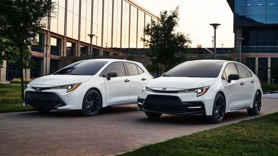 Toyota Corolla Nightshade Edition 2020