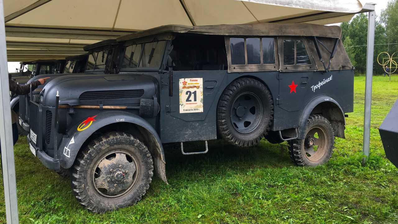 Steyr 1500A