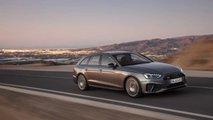 Audi A4 Avant restyling (2019)