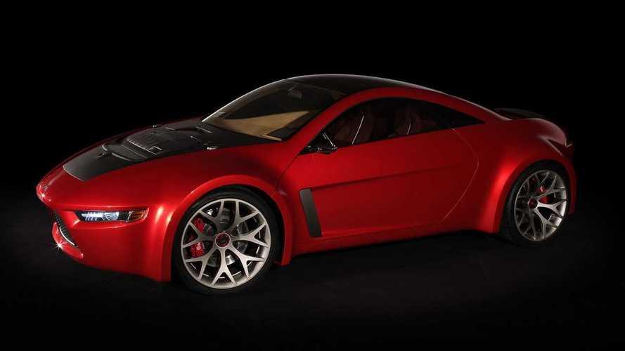 Mitsubishi Concept-RA 2008